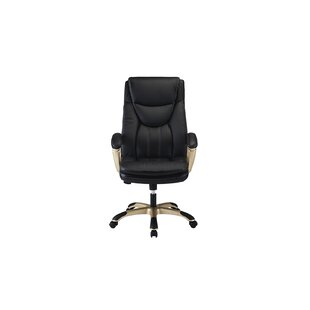 Read Reviews Beltz Executive Chair by Ivy Bronx
