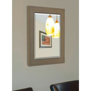 Darby Home Co Traditional Wall Mirror