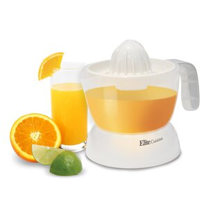 Elite 2-Cup Citrus Juicer