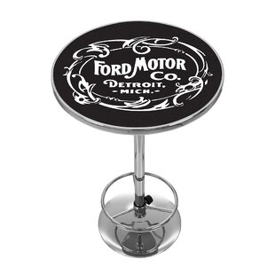Vintage 1903 Ford Motor Co. Pub Table