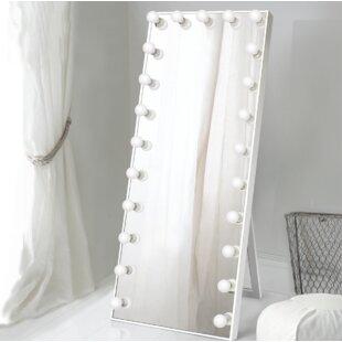 Lighted Full Length Mirrors Youll Love Wayfair