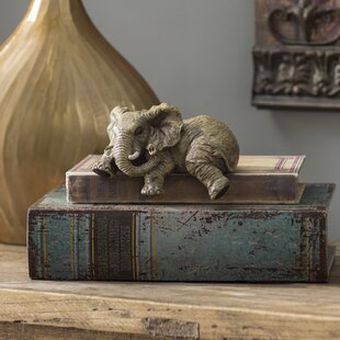 Willetton the Elephant Shelf Sitter Figurine