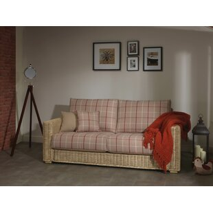 Burnet 3 Seater Sofa by August Grove
