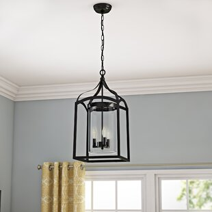 Three Posts Ericsson 3-Light Foyer Pendant