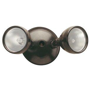 Cooper Lighting LLC 100-Watt Outdoor Security Spot Light