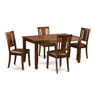 Dudley 5 Piece Dining Set ..