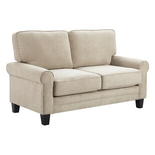 Copenhagen Standard Loveseat by Serta at Home Comparison