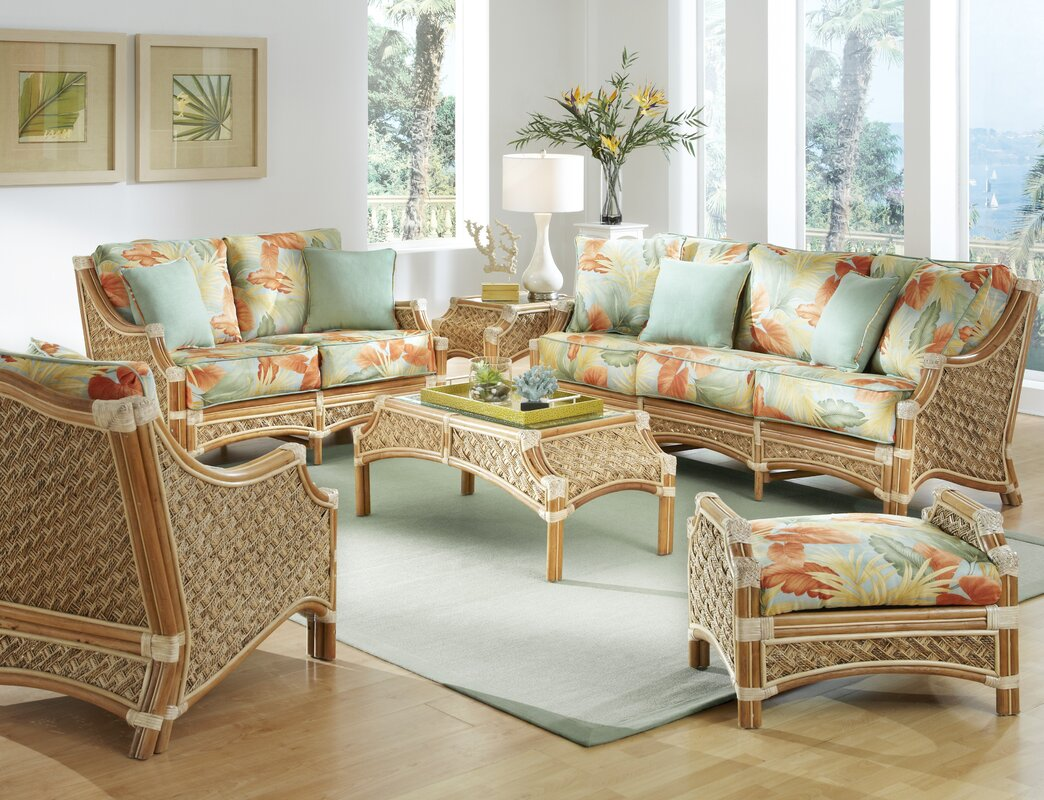 Mauna Loa 6 Piece Living Room Set Part 19