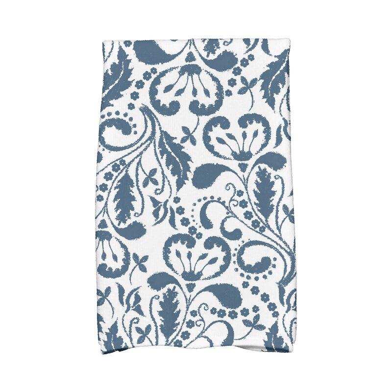 Genial Floral Kitchen Towel
