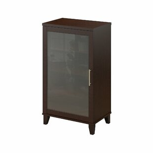 Kirchoff 1 Door Accent Cabinet by Ebern Designs
