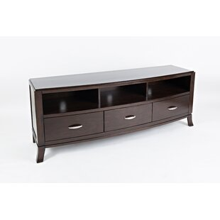 LaTeisha Solid Wood TV Stand for TVs up to 78 by Red Barrel Studio