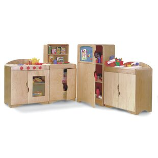 Coupon Childcraft Deluxe Hutch Kitchen Set ByKorners for Kids