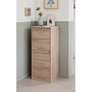 Ebern Designs Rey 3 Drawer Vertical Filling Cabinet