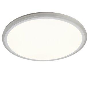 Tizian 1-Light LED Flush Mount by Prestington
