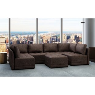 Frampton Sectional with Ottoman