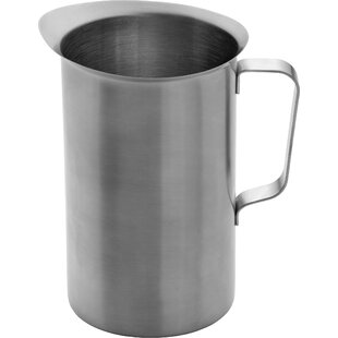 Flat Handle Pitcher By Symple Stuff