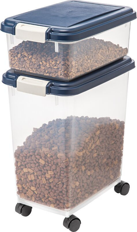 Airtight 2 Container Food Storage Set