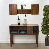 Keytesville 39 Solid Wood Console Table by Foundry Select