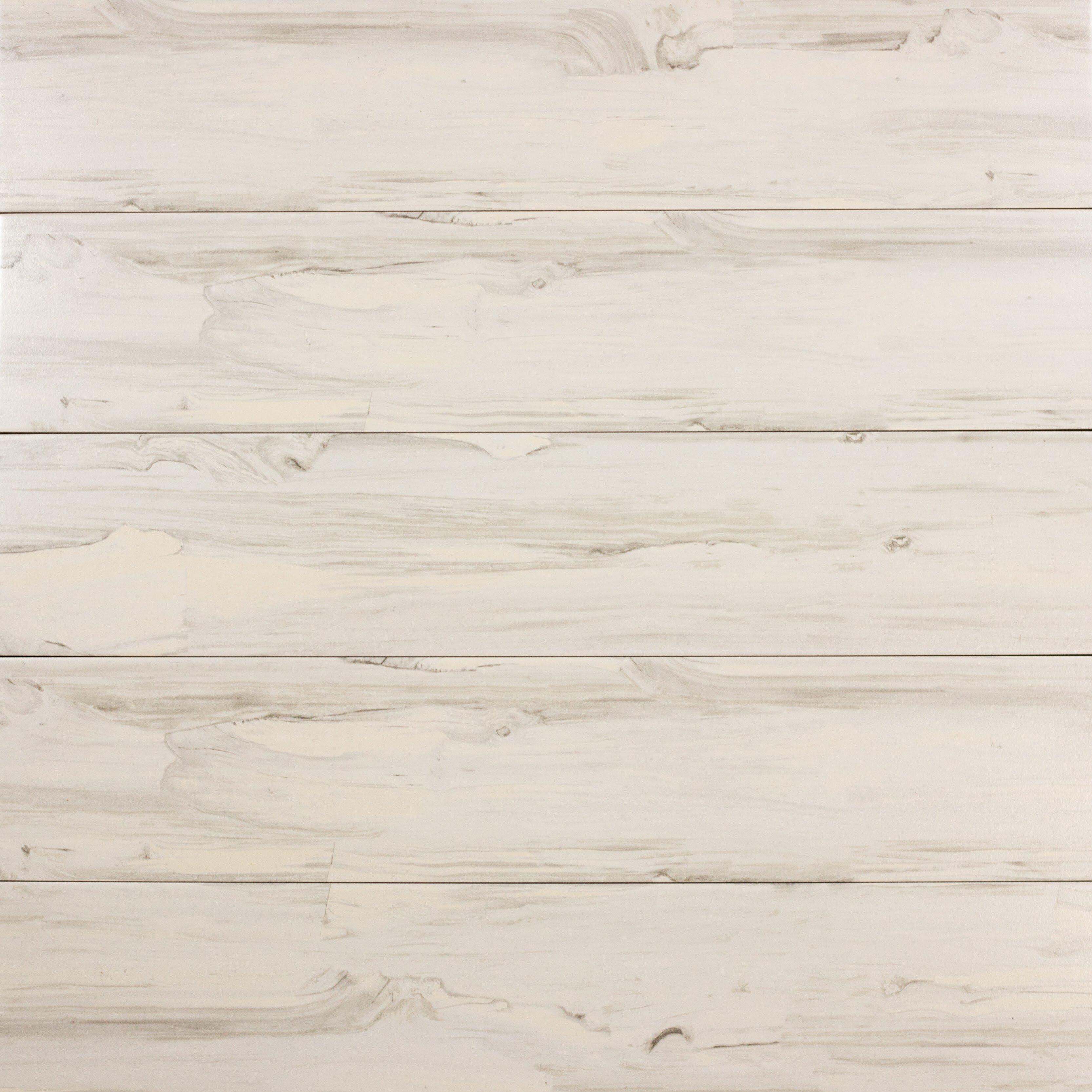 Abolos Artisan Wood 8 X 40 Ceramic Wood Look Tile In White Oak