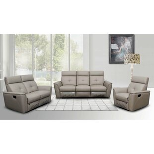 Latitude Run Alexia Sleeper Configurable Living Room Set