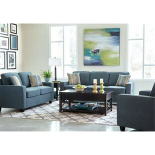 Affordable Chiesa 3 Piece Living Room Set by Wrought Studio Reviews (2019) & Buyer's Guide