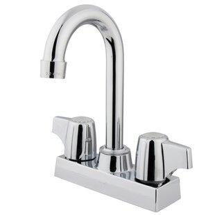 Kingston Brass Vista Double Handle Kitchen Faucet