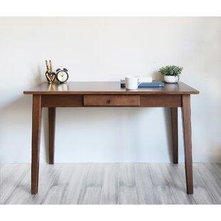 Honey Brown Desk Wayfair