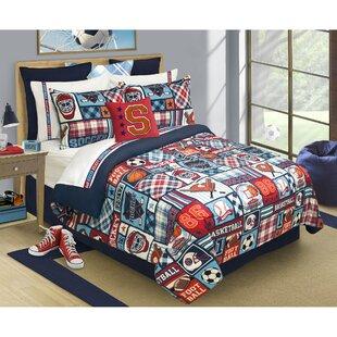 Zoomie Kids Gerardo 2 Piece Twin Comforter Set