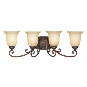 Claverack 4-Light Vanity Light