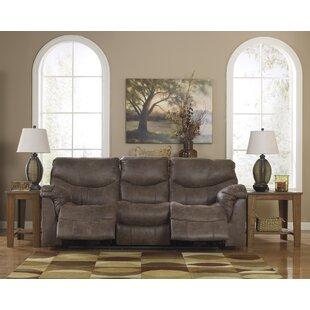 Weddington Reclining Sofa by Red Barrel Studio