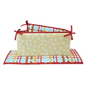 Compare & Buy Puppy Play Crib Bumper ByBelle