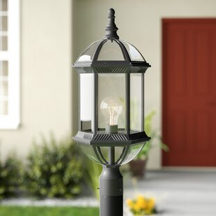 Slater 1-Light Post Light by Andover Mills