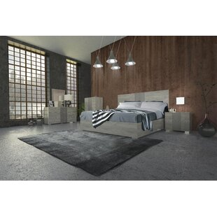 Dorcheer Platform Configurable Bedroom Set