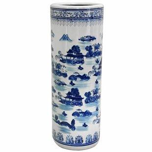Lauderhill Porcelain Umbrella Stand