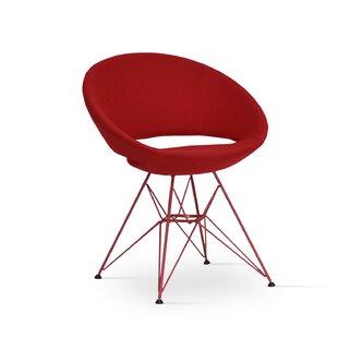 sohoConcept Crescent Barrel Chair