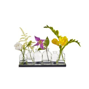 Buddy 6 Piece Table Vase Set