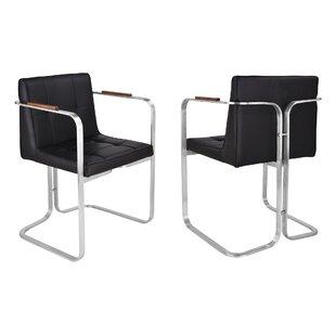 Vanwinkle Upholstered Dining Chair (Set o..