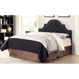Lelia Upholstered Panel Headboard by Darby Home Co