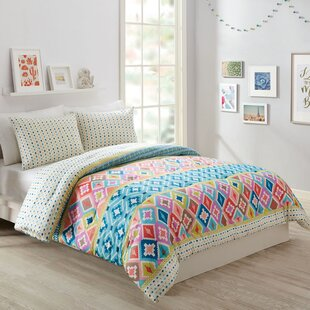 Hacienda Diamonds Reversible Comforter Set