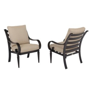 Columbia Patio Dining Chair with Cushion