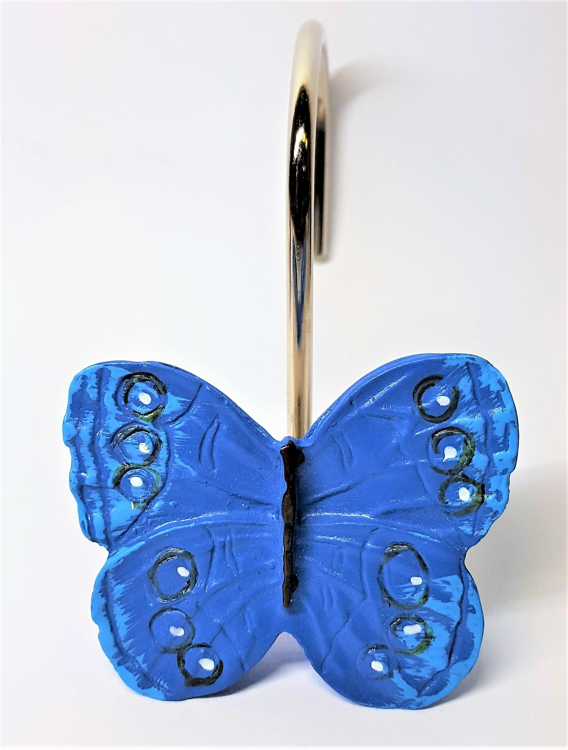 Ben And Jonah Butterfly Shower Curtain Hooks Wayfair