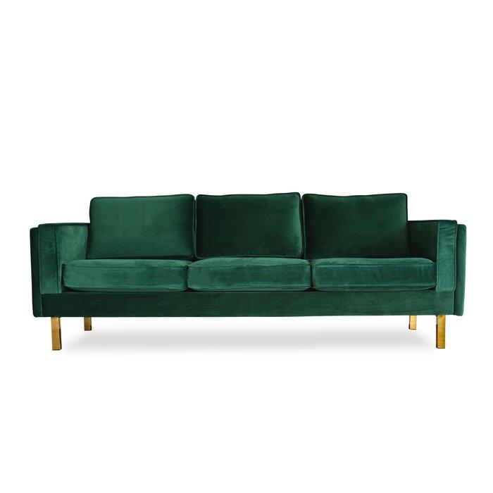 Claybrooks Mid-Century Modern Sofa