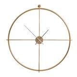 "Oversized Mcclain 38"" Wall Clock"
