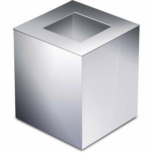 AGM Home Store Box Metal Square Top Bathroom..