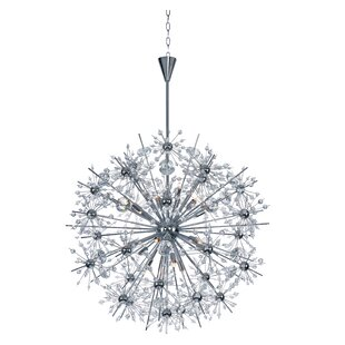 Orren Ellis Mattern 18-Light Chandelier