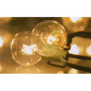 Sienna Lighting Globe Patio Garden Christmas Light String (Set of 10)