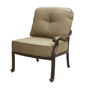 Three Posts Lebanon Deep Seating Chair wi..