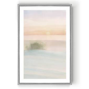 Highland Dunes Island Calm Ii By Stellar Design Studio Wrapped Canvas Painting Print Reviews