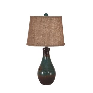 Hagberg Clay Jug 18 Table Lamp