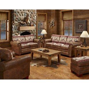Deer Sleeper Valley 4 Piece Living Room Set By American Furniture Classics